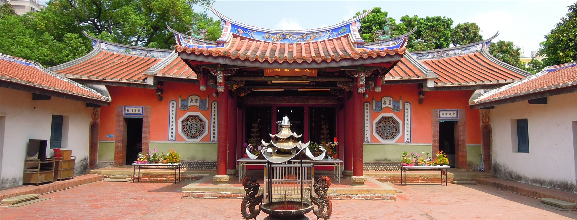 Taichung North Temple Wenchang Temple