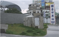 臺中車站周圍防空壕及碉堡群