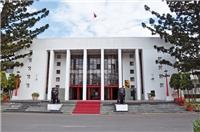 原臺灣省議會議事大樓、朝琴館、議員會館