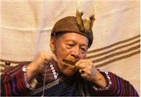 泰雅族傳統樂器口簧琴樂舞.保存者Payas•Temu楊德福