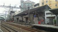 豐原火車站臺鐵3號倉庫