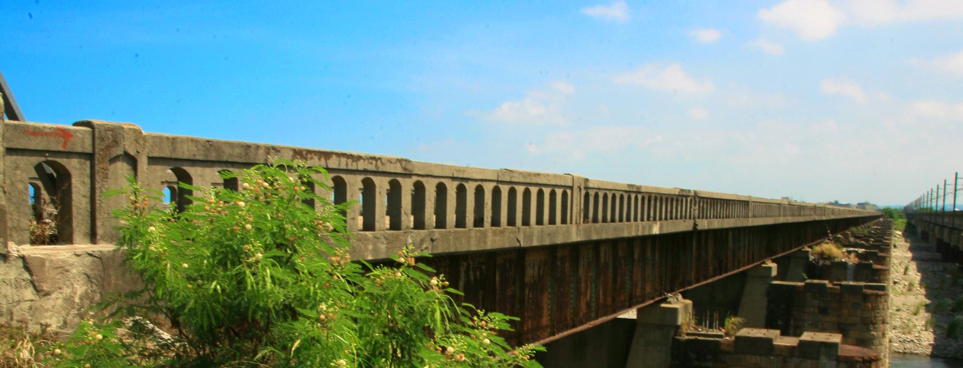 舊大安溪橋