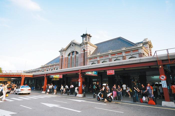 臺中火車站外觀