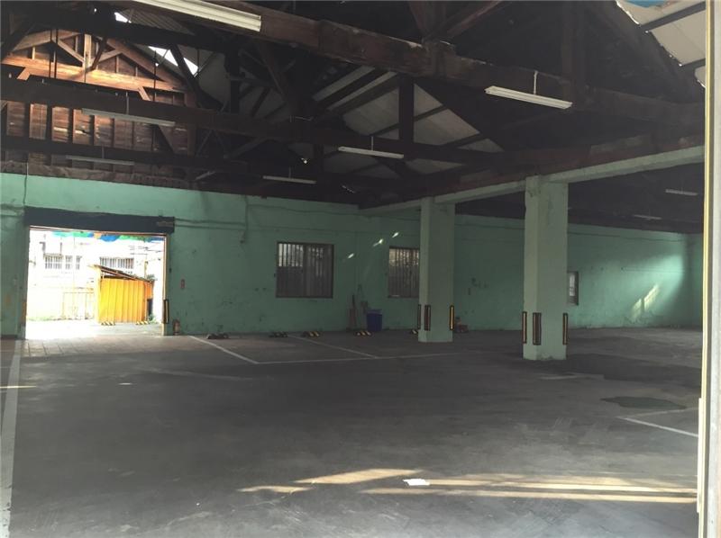 27號倉庫入口拍攝