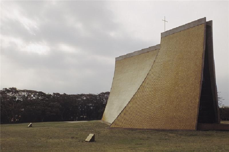 教堂外觀(阮偉明老師拍攝提供)