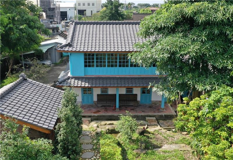 筱雲山莊-迎賓樓空拍照