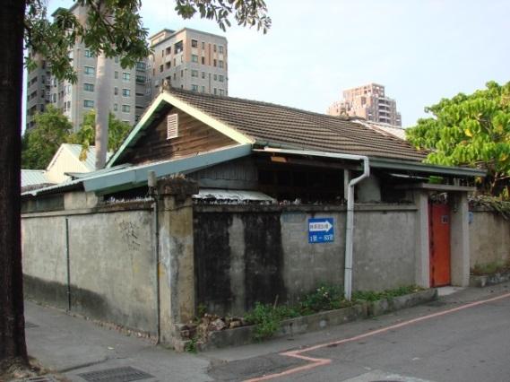 臺中地方法院舊宿舍群2