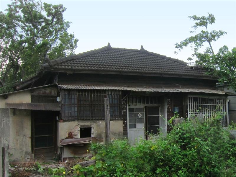 烏日車站舊站長宿舍