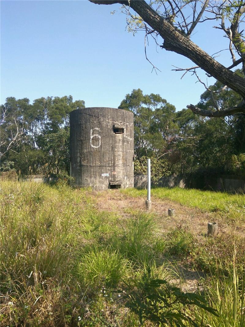 戰後林厝6號反空降堡