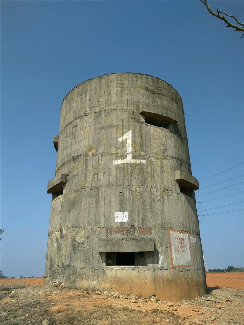 戰後林厝1號反空降堡