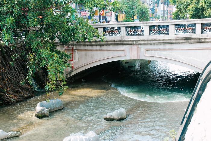 中山綠橋(舊稱:新盛橋)