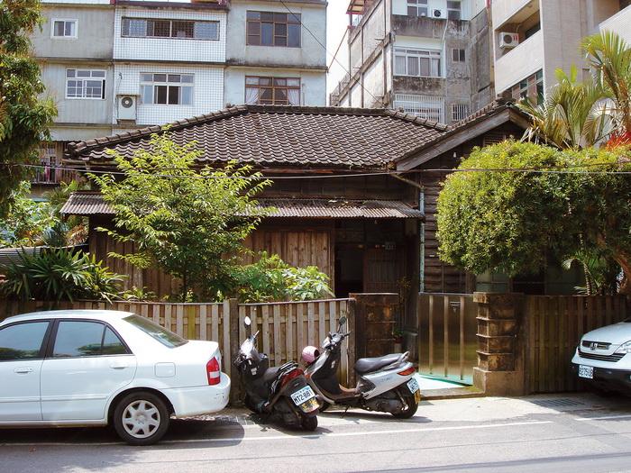 原東勢公學校宿舍