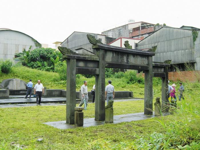 林振芳古墓