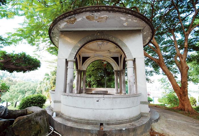 砲台山(舊稱:大墩)