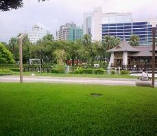 臺中公園考古遺址