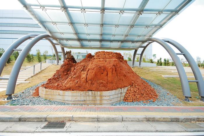 西大墩窯陶瓷堆